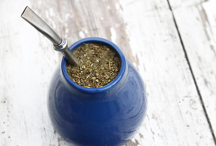 マテ茶/イエルバマテのイメージ画像