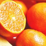 画像:オレンジピール(陳皮)